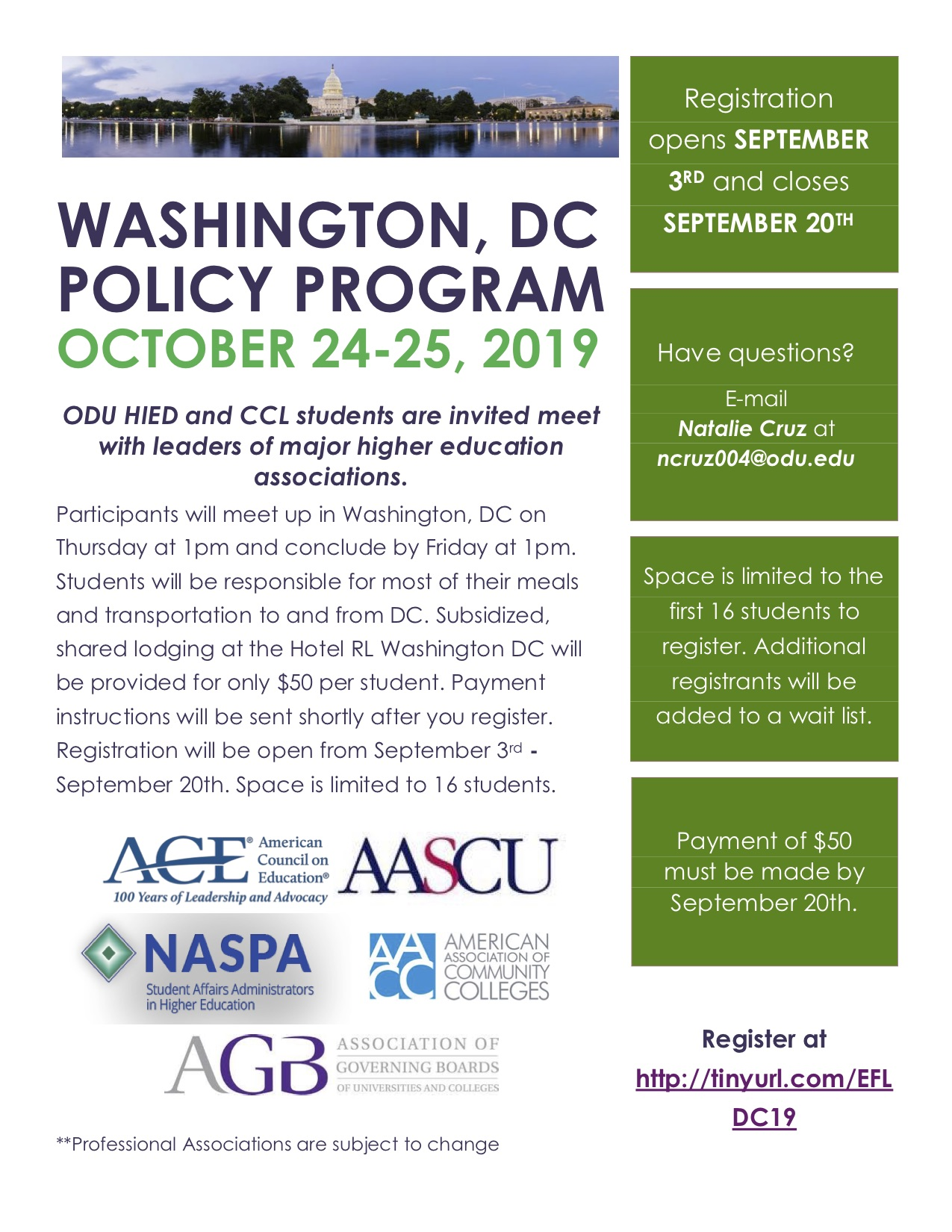2019 DC Policy Program Brochure 1