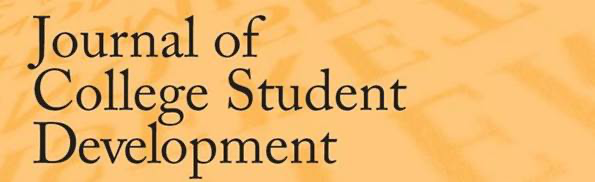 Journal of College Student Development logo