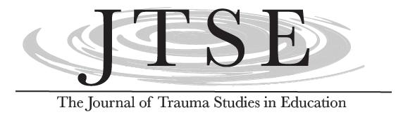 Journal of Trauma Studies in Education (JTSE)