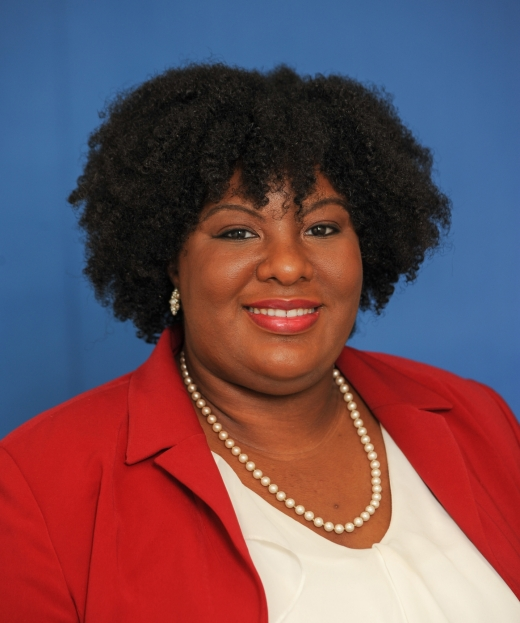 Dr. Felecia Commodore headshot