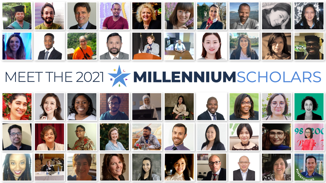 2021 Millennium Scholars
