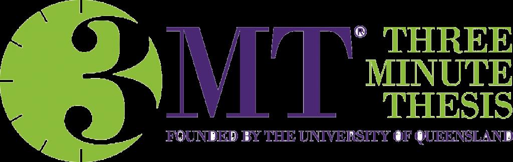 Three Minute Thesis logo